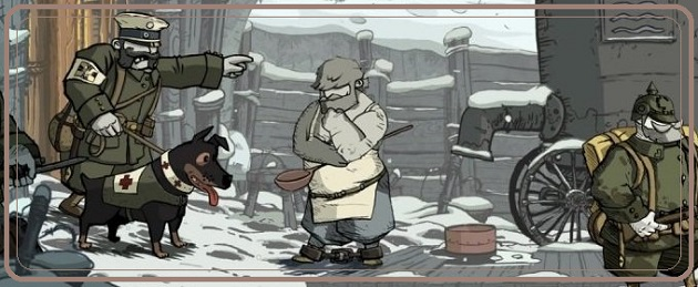 The 10 best games for the iPad 2014 Valiant Hearts: The Great War,a bit of history