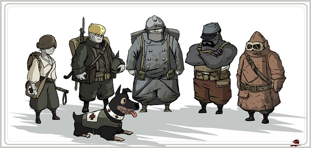 The 10 best games for the iPad 2014 Valiant Hearts: The Great War a bit of history
