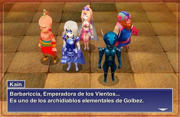 Final Fantasy VI Many years of saga in RPG