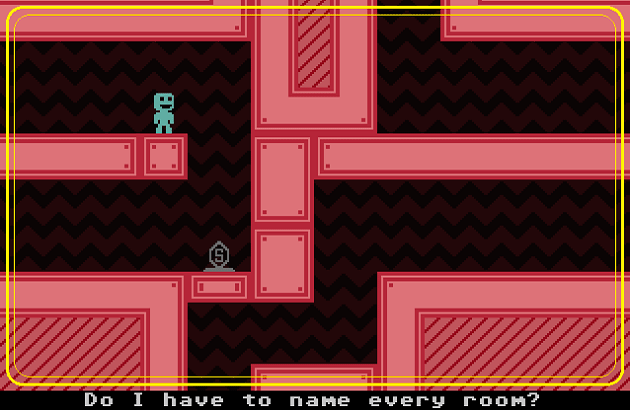 vvvvvv Play and have fun with retro aesthetic in 64K