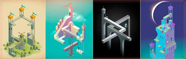 Monument Valley Will captivate you from the start