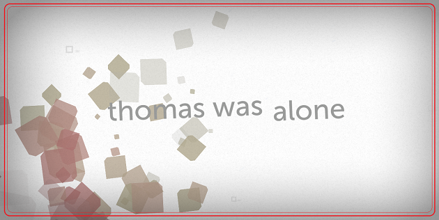 Thomas Was Alone, Mike Bithell, system iOS, Sony Play Station, PS Vita, iPhone, iPad, PC, Apple