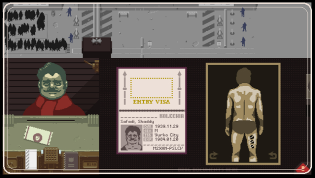 papers please screen