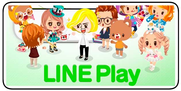 LINE PLAY, play games and chat